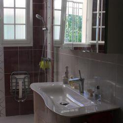Réfection d'une salle de bain en salle d'eau