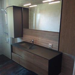 Réfection salle de bains