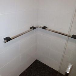 Réfection d'une salle de bains en salle d'eau PMR